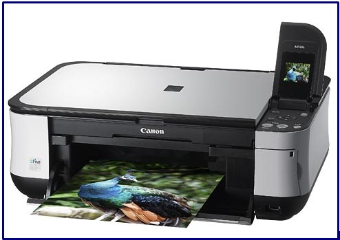 Canon  PIXMA MP558 Driver Download