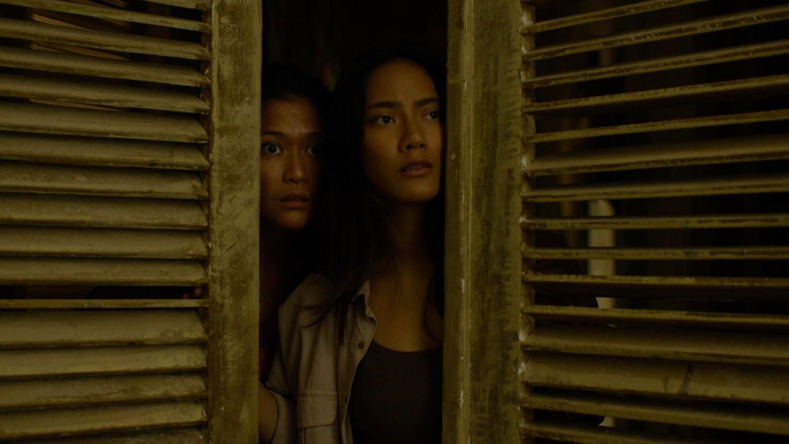 Tara Basra and Marissa Anita in Impetigore | Horror Film Review