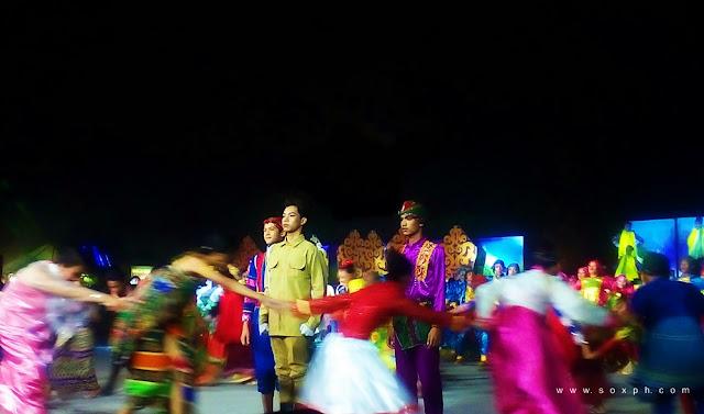 Kalilangan Festival 2017 Kadsagayan Street Dancing Competition