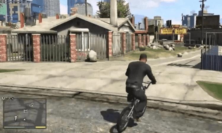 تحميل لعبة GTA V للاندرويد APK