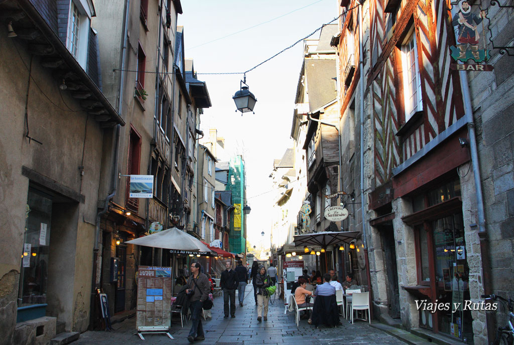 Rue saint Georges, Rennes