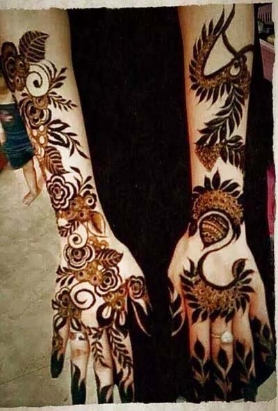 Latest-New-Pakistani-Mehndi-Designs-2016-For-FeshionWeddingsv