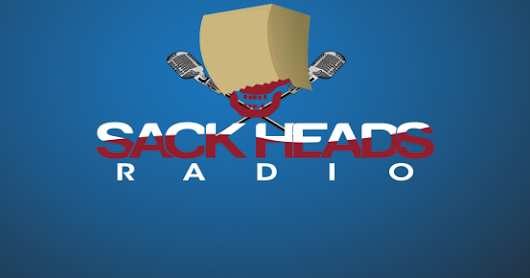 Sack Heads Radio Show for May 24, 2017