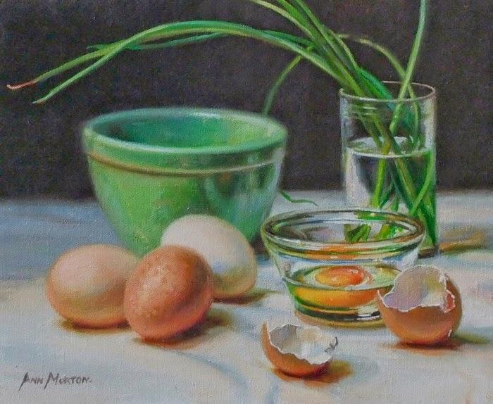 Австралийская художница. Ann Morton
