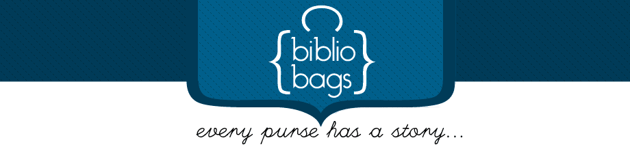 BiblioBags: Where Every Purse has a Story...