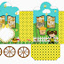 Girl with a Bee Costume: Princess Carriage Shaped Free Printable Boxes.