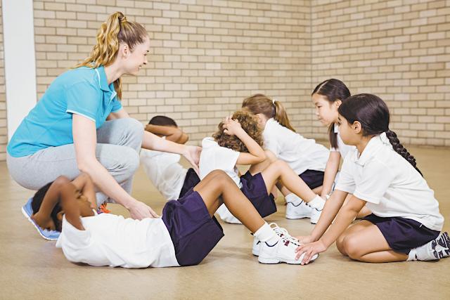 Aulas de Esportes em Vídeo para Educação Física Escolar