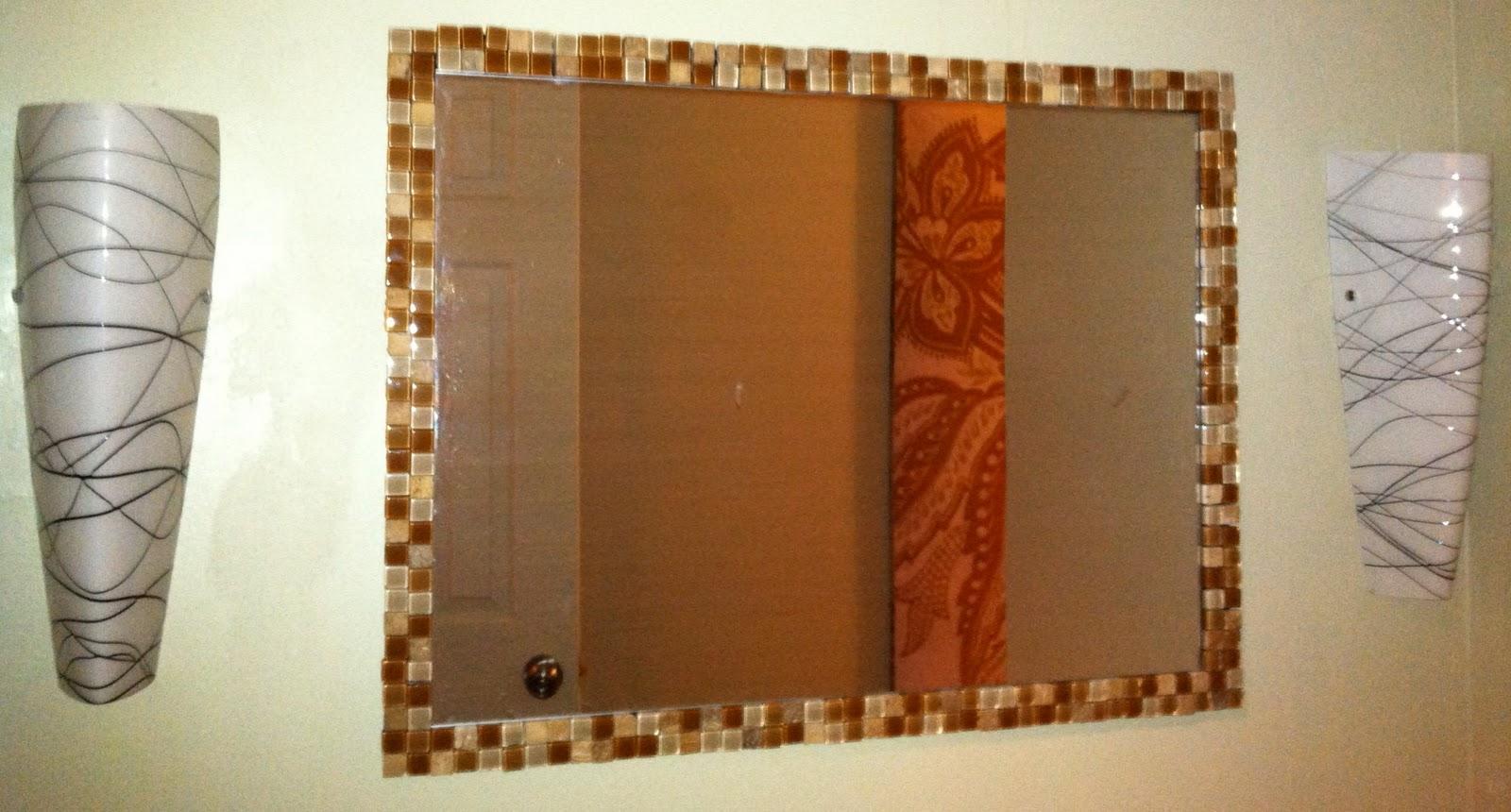 24 Original Mosaic Bathroom Mirrors | eyagci.com