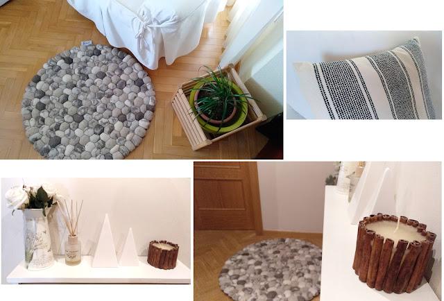 detalle alfombra de lana