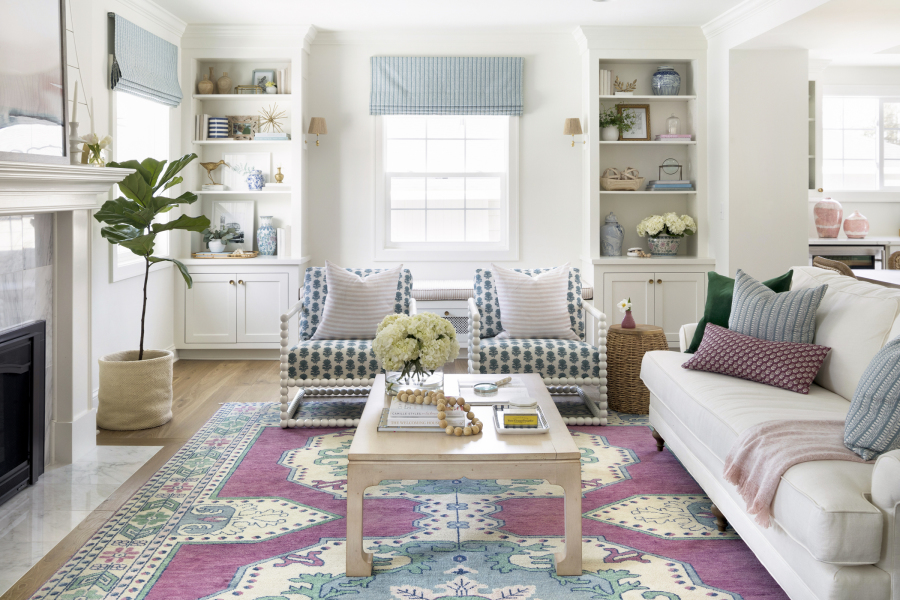 A Minneapolis Home Tour that Mixes Color and Pattern