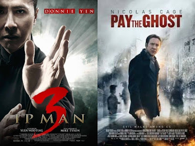 Movie Marathon: Ip Man 3, Pay The Ghost