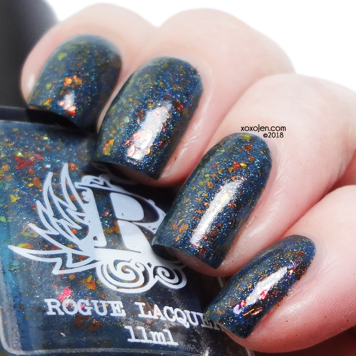 xoxoJen's swatch of Rogue Lacquer Geological Wonder