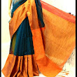 Exclusive Kolkata Jute Cotton MAHA PAR Saree Collection