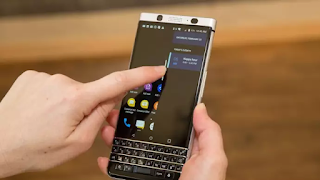 BlackBerry Key One Smartphone Launched Know Full Features & Specification