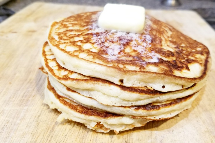 Second chances girl a miami family and lifestyle blog best ever best ever homemade pancakes recipe make these amazing from scratch pancakes for your forumfinder Images