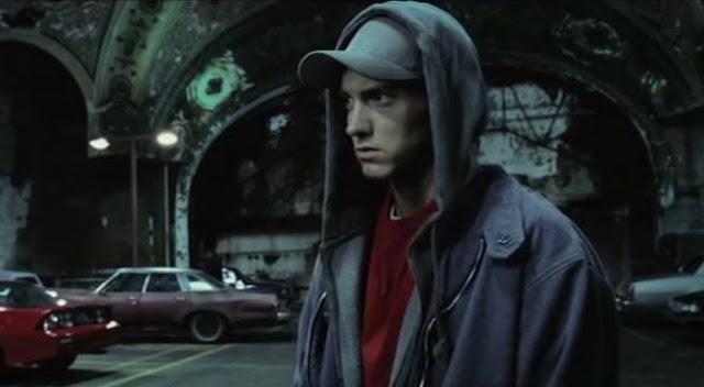 Rapper Na Muigizaji wa Filamu Eminem| Photo Courtesy| Fb