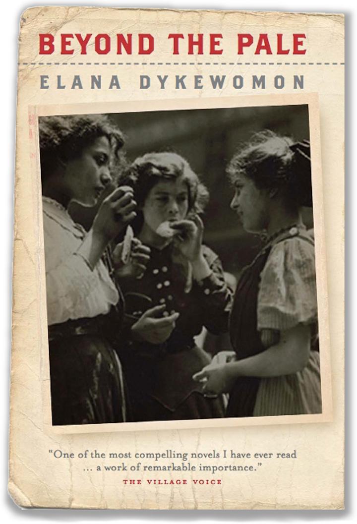 The Rainbow Reader: Beyond the Pale by Elana Dykewomon