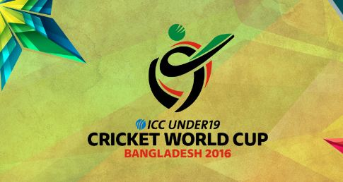 Under 19 World Cup 2016 Live Streaming