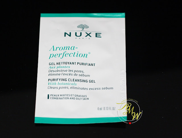 a photo of Nuxe Aroma Perfection Purifying Cleansing Gel