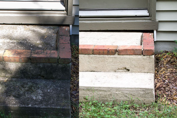 15 reasons to own a pressure washer the inspired hive for Cleaning concrete steps