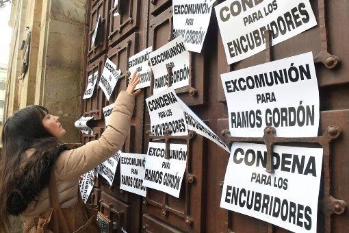 Al menos 150 sacerdotes retirados en México por pederastas