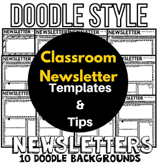 newsletter templates for the classroom