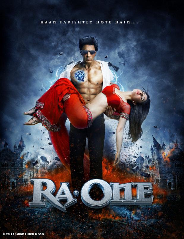 Review Filem RA. One
