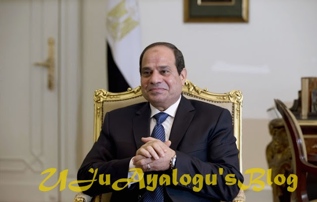 Egypt's El-Sissi Attends Christmas Mass Amid Tight Security
