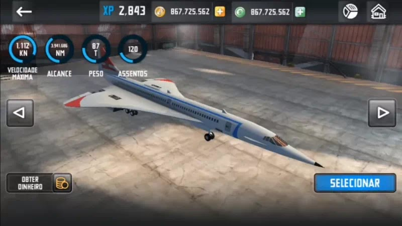 Download Flight Sim 2018 Apk Mod Money
