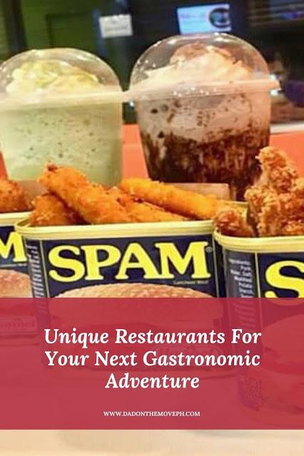 Unique restaurants for a gastronomic adventure