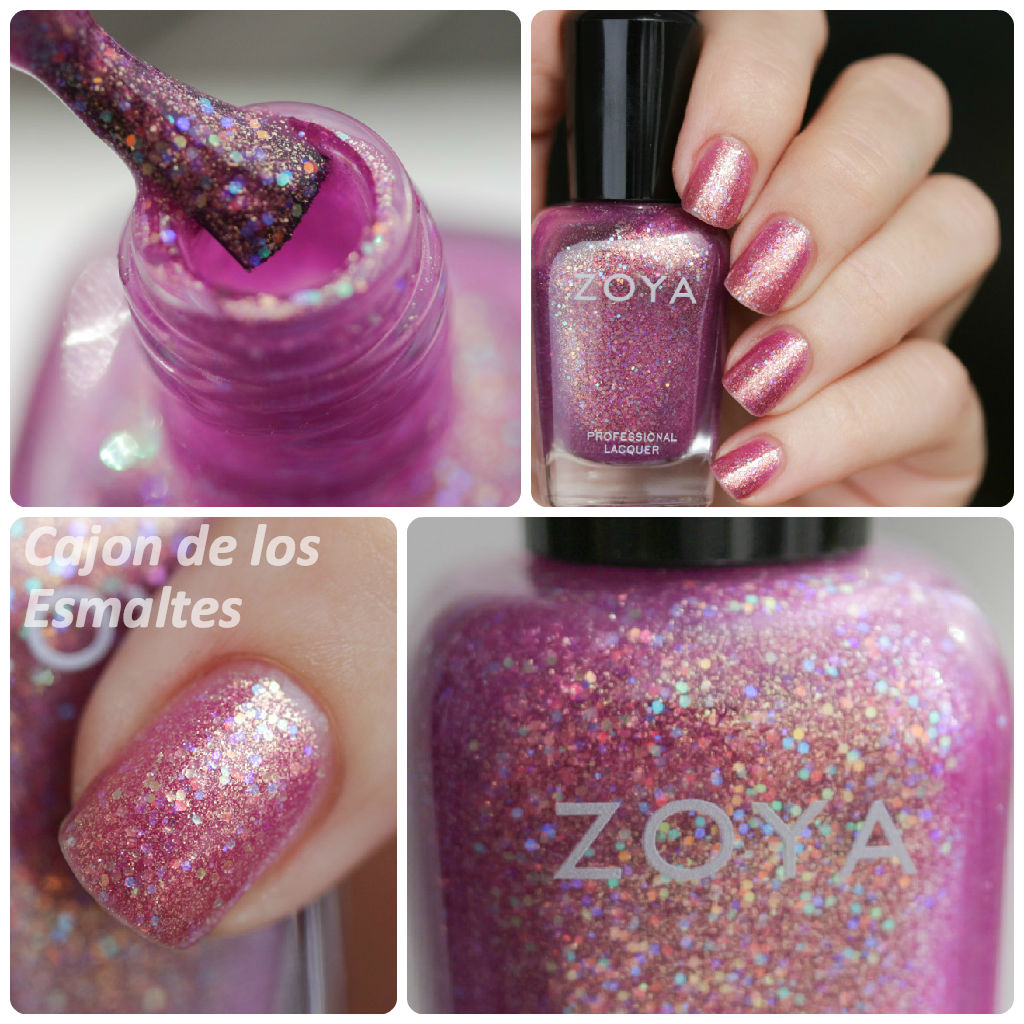 Zoya - Binx - Bubbly collection