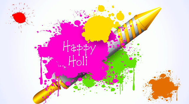 Best Advance Happy Holi SMS