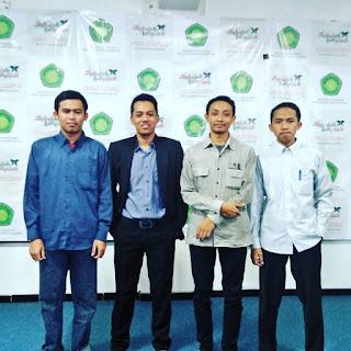 Himpunan Mahasiswa Jurusan MPI Ikuti Rakernas di Semarang