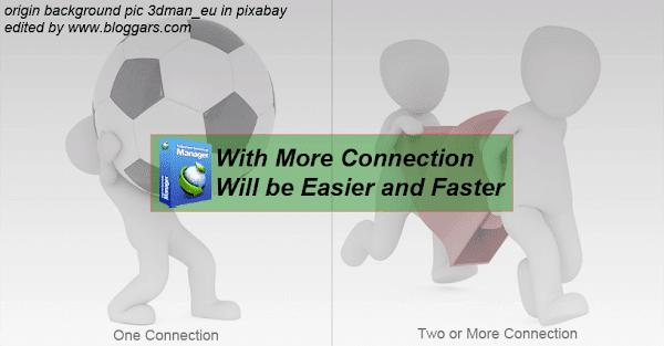 Mengatur Jumlah Koneksi IDM Untuk Mempercepat Proses Download