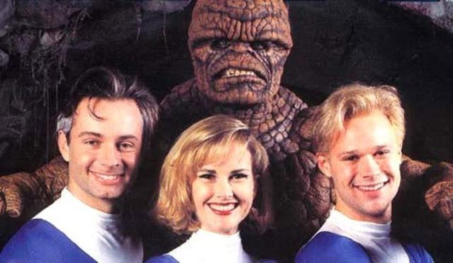 Nostalgia Film Fantastic Four 1994 yang Terlupakan