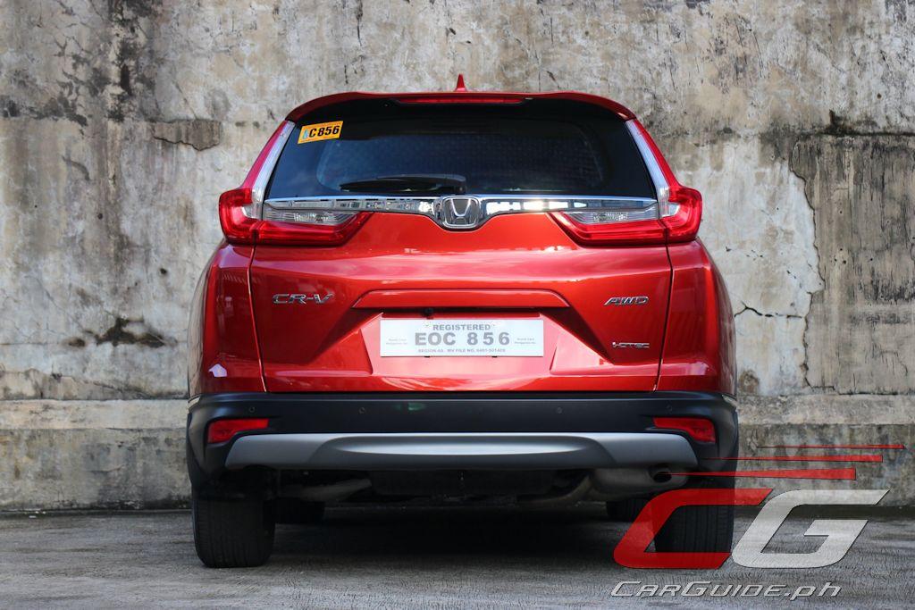 Review: 2018 Honda CR-V SX Diesel AWD 7-Seater | Philippine Car News, Car Reviews, Automotive ...