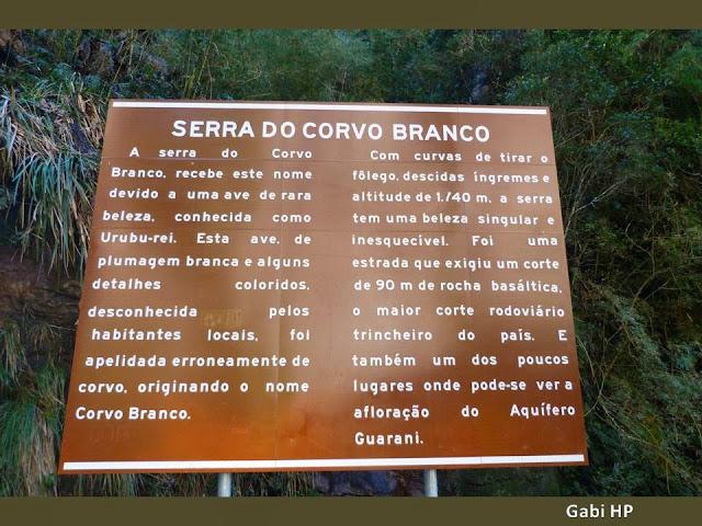 Devaneios de Biela Serra do Corvo Branco Urubici
