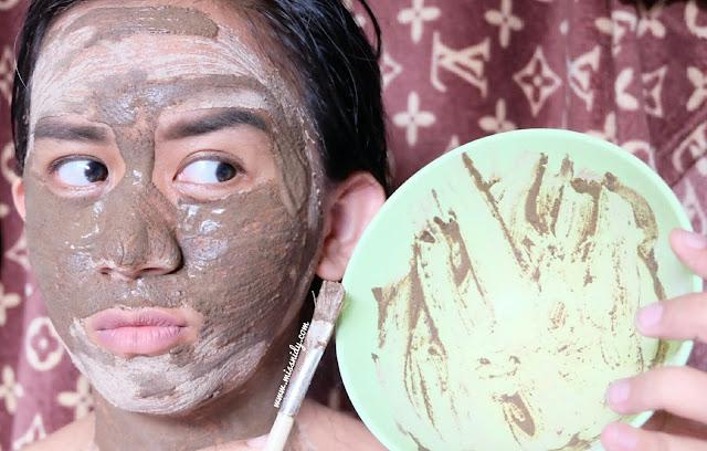 masker yang ampuh memutihkan wajah