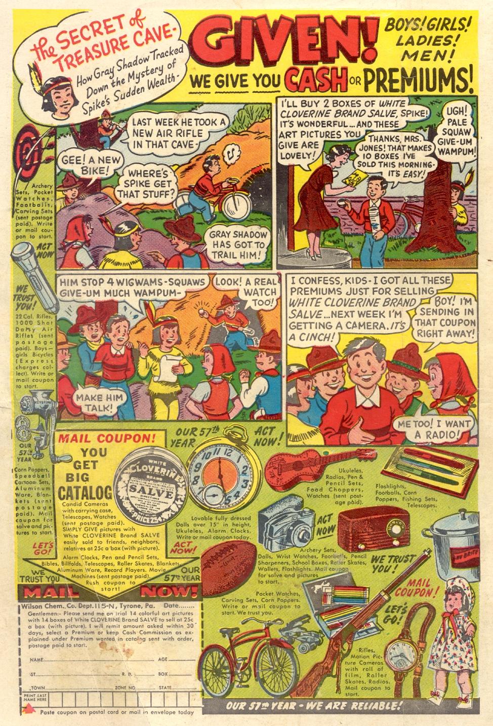 Read online Detective Comics (1937) comic -  Issue #186 - 44