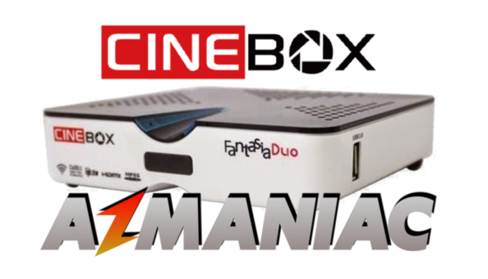 Cinebox Fantasia HD Duo