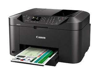 Canon Ij Setup MAXIFY MB2060