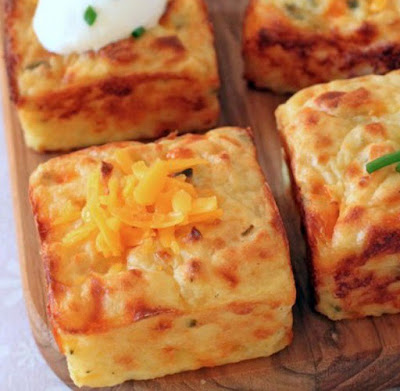 http://www.cinnamonspiceandeverythingnice.com/leftover-mashed-potato-puffs/