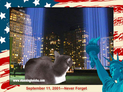 Never Forgotten Always Remembered 9.11.01