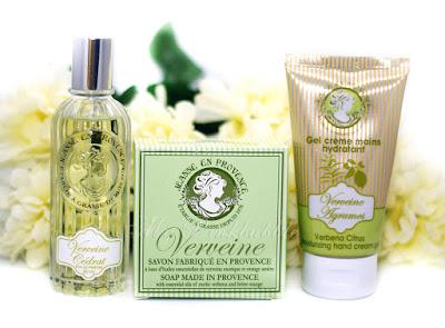 Jeanne Provence Verbena y cedro