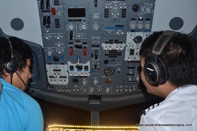 Ed at iPilot Dubai