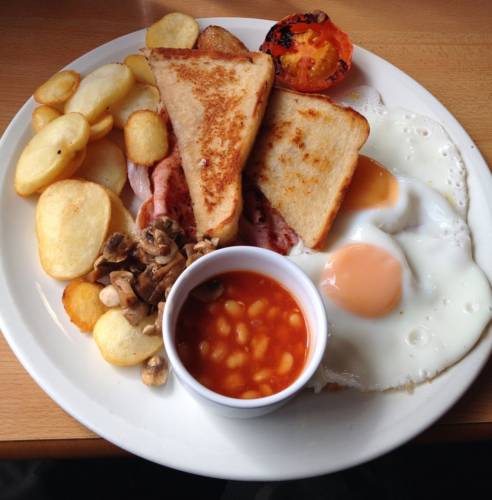 The Fry up Inspector: Little Chef - (A47) Peterborough