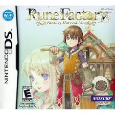 Free Download Rune Factory - A Fantasy Harvest Moon Game Nitendo DS Untuk Komputer Full version ZGASPC