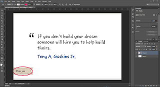 Cara menghilangkan watermark atau copyright pada gambar menggunakan adobe PhotoShop