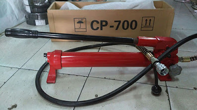 Darmatek Jual TaiShan CP-700 Pompa Kabel Hidrolik