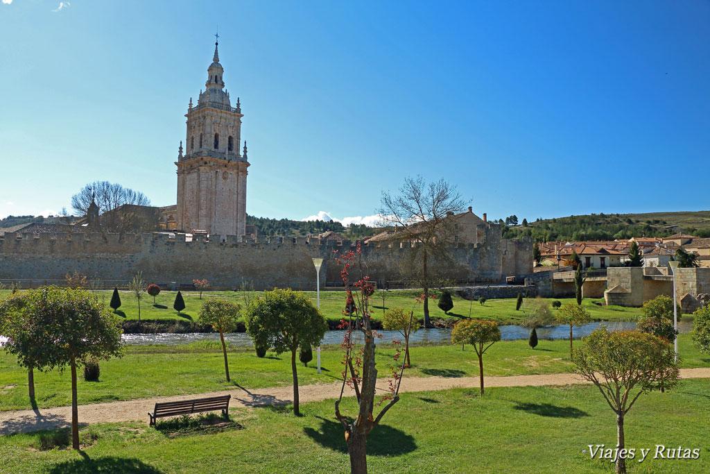 El Burgo de Osma, ruta por los rincones más bonitos de la provincia de Soria